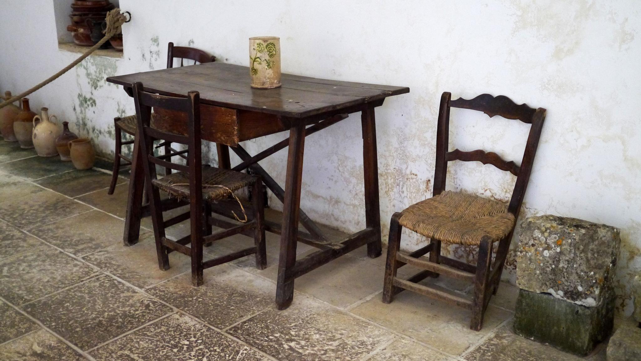 Oggetti e attrezzi antichi e del nostro passato per non for Foto di mobili antichi